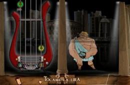Arpa Hero juego multiusuario